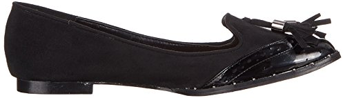 Mocassino Slip-on Da Donna Malibu-12 Qupid Nero