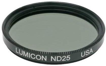 2 # LF2085 Lumicon Neutral Density Filter ND25 25/% Transmission