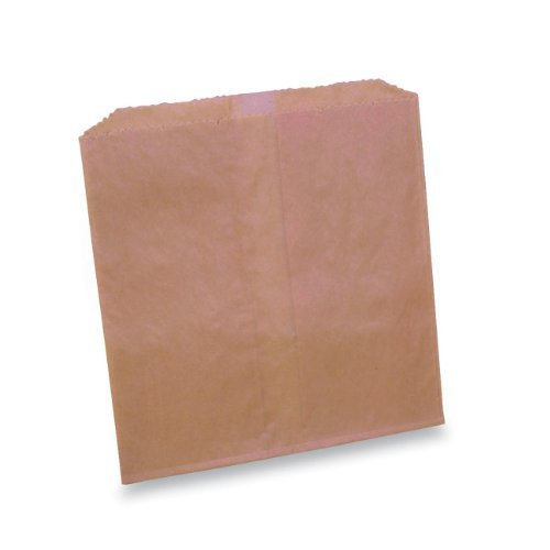 Impact Products 25122488 Wax Liners, for Floor Unit, 8''x7''x8'', 500/CT, Kraft by Rochester Midland