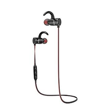 Batería Bluetooth Auriculares Auriculares Inalámbricos Deporte Auriculares Hongsund Hs1 Auriculares Auriculares Inalámbricos Casque 10H Música,