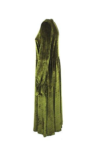 2017 Abito Twin Ta721b Set Autunno Verde Donna 46 18 Inverno 8wqg54Hw