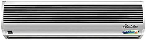 エアカーテン機商業サイレント風カーテン機超薄型合金防食ボックス、屋内2速シングル風邪、静かな、小型、軽量