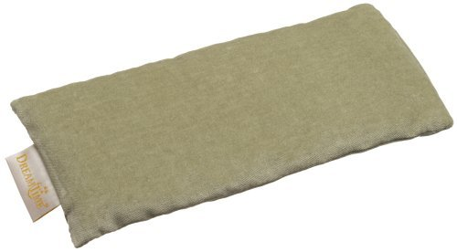DreamTime Inner Peace Eye Pillow, Sage Velvet
