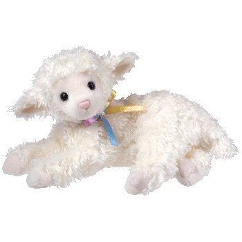 TY Beanie Baby - TENDER the Lamb