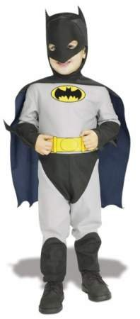 Waynes World Costume Baby (The Batman, Complete Infant Costume)