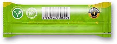 MAXIMUSCLE Natural Bar Zesty Lemon Flavour 18 Riegel