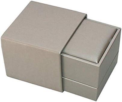 Compack Glamm Estuche joyeria, Taupé, 70x70x55mm, 2: Amazon.es: Hogar