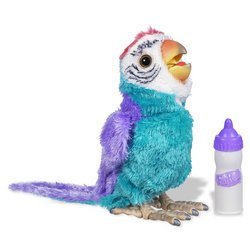 Amazon.com: Fur Real Friends Collectible Bird - Blue ... |Real Friends Toys For Lucy