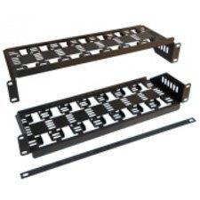 8 Receiver Rack Shelf - Multi Unit Shelf (8) DIRECTV H25 Satellite Receivers - Pair-by-Unique Product Solutions