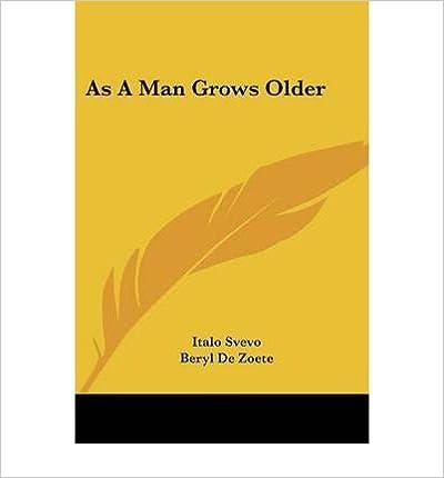 Ipod Bücher Kostenloser Downloadas A Man Grows Older Paperback