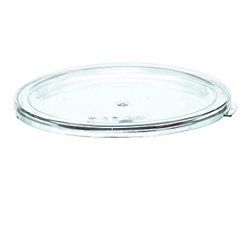 Cambro Camwear RFSCWC6135 Pack of 1 Round Covers for 6 & 8 Quart Container