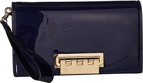 ZAC Zac Posen Women's Earthette Clutch Parisian Nights Patent One Size ()
