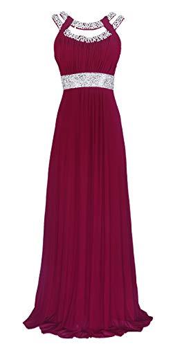 (conail Coco Women's Elegant Royal Formal Dresses Wear Long Wedding Party Gowns (XXLarge, 70purple))