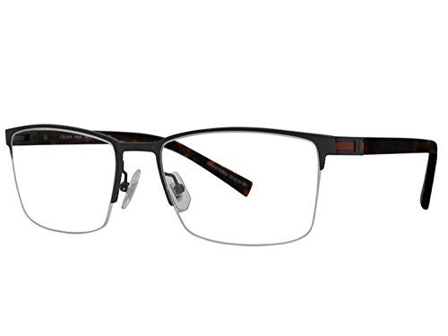 OGA MOREL Eyeglasses Spak II 10022 10022O (matte dark grey shiny tortoise, one color)
