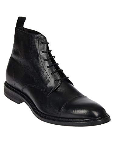 De Negro Zapatos Cordones Hombre Cuero M1sjar01acarv79 Paul Smith 7YAqUU