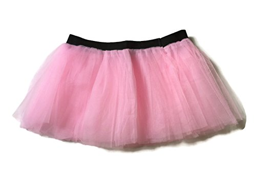 Rush Dance Running Skirt Teen or Adult Princess Costume Runners Rave Race Tutu (Pink) (Dirty Dancing Halloween Costumes)