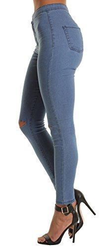 Jeans Blue 101 5 Donna Punk Portobello Tgv5t