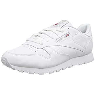 Reebok Classic Damen Sneakers, Weiß (Int-White), 38.5 EU / 5.5 UK / 8 US 4