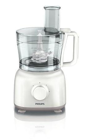 Philips HR7627/00 - Robot de cocina Daily Collection 650W, 2 ...