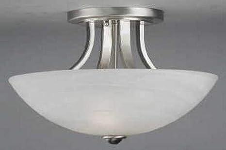 Bolivian Dolan Designs 204-78 Fireside 3 Light Semi Flush mount