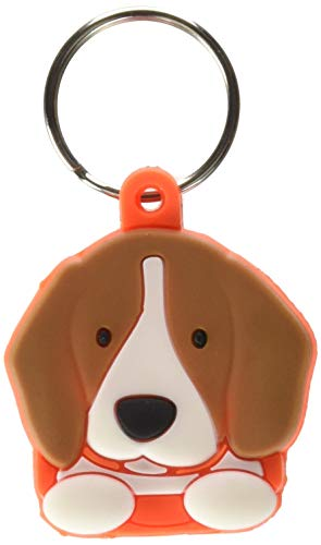 Love Your Breed Key Cover, Beagle ()