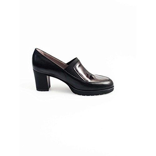 MELLUSO - Mocasines para mujer negro negro negro Size: 40 BP7P86e