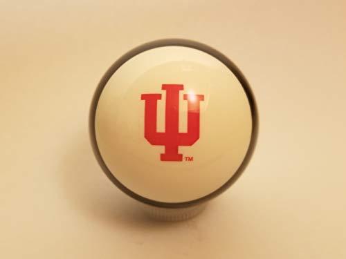 Indiana Hoosiers IU Shift Knob Black Striped ()