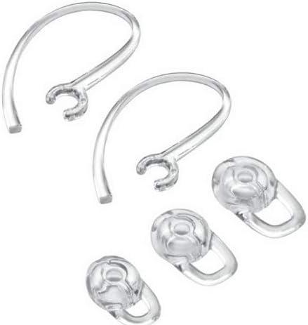 Rhinenet 3 - Gancho de repuesto para auriculares Plantronics Plantronics Edge/M165/M55/M25/M1100/M100/M155/M180