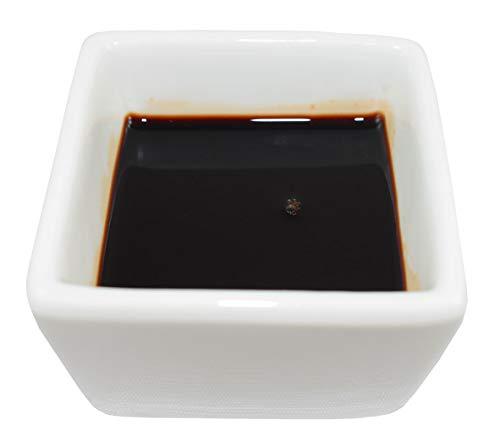 1 Dz White Porcelain Square Sauce/Dipping Dishes (2.5'' x 2.5'' x 1.5'') OT-2525