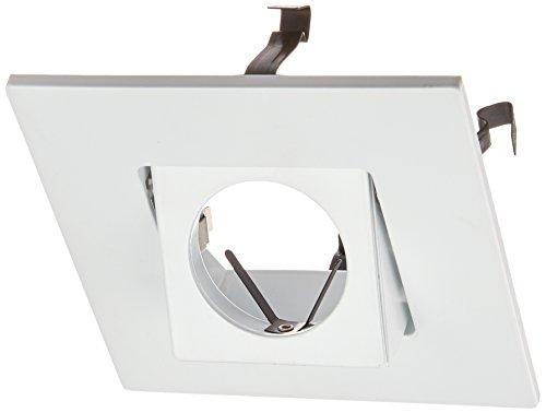 WAC Lighting HR-D416-WT Recessed Low Voltage Trim Adjust Spot by WAC Lighting