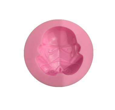 (Star Wars Storm Trooper Silicone Mold (Rogue One) - Custom Silicone Molds from Bakell)
