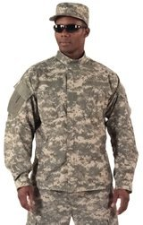 New Acu Army Combat Uniform - 7