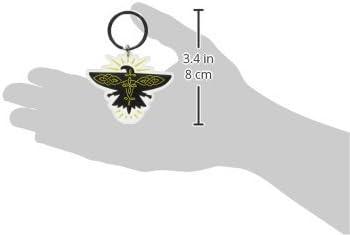 Eagle Soft Touch Key Ring New Toys 48178 PVC Key Chain Fantastic Beast