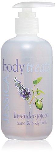Jessica Body Treats Gel, Lavender-Jojoba, 8.5 Fl Oz (Cleansers Jessica)
