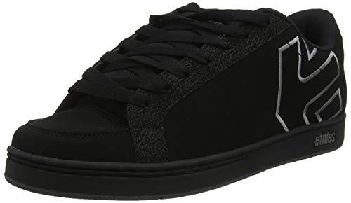 Etnies Men's Kingpin 2 Skate Shoe, Black/Grey, 8.5 Medium US ()