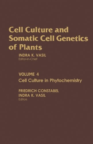 Cell Culture in Phytochemistry: Volume 4 pdf epub