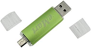 Escomdp Andriod Memoria USB Flash Drive Micro USB OTG Jump Drive Tarjeta de Memoria Para Teléfonos Inteligentes, Tabletas y Computadoras con Android ...