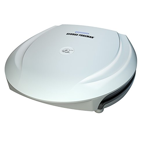 George Foreman GR0030P Jumbo Sized Grill, Platinum Review