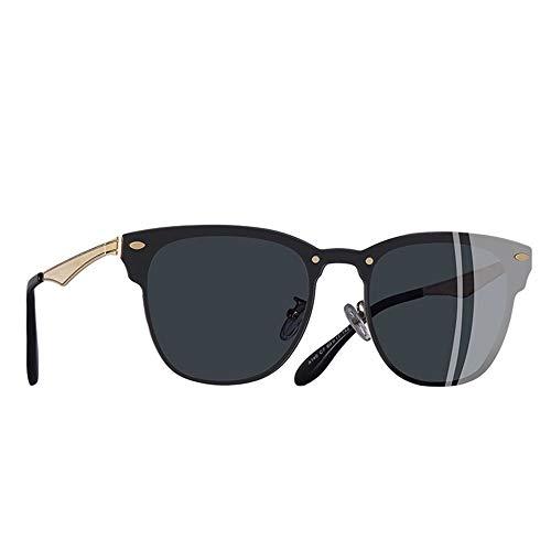 Sol De Hombres Gafas De De Gafas Gafas Smoke Sol Conducción Polarizadas Sol FKSW Gafas Sol De P0axgx