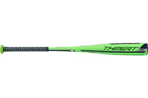 Rawlings 2019 Threat USA Youth Baseball Bat (-12), 29 inch / 17 oz
