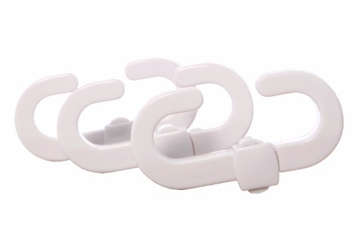 Dreambaby 3 Pack Secure A - Lock, White