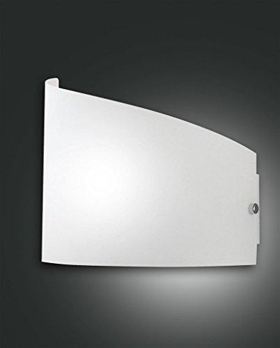 Fabas 3249 Moa Applique L 27,5 cm 1 Ampoules 75W