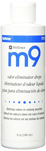 Hollister M9 Odor Eliminator Deodorant Drops, 8 Fluid ()