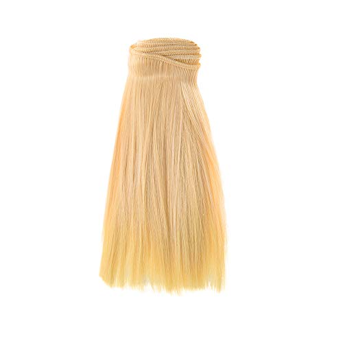 1PC Fashion 15X106Cm Wholesale Straight Hair Hair for DIY/BJD Wig Doll