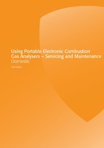 (Using Portable Electronic Combustion Gas Analysers - Servicing and Maintenance Domestic (Gas Installer Series - Domestic))