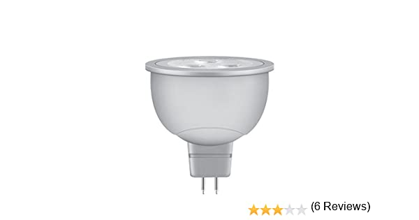 Osram LED Superstar MR16 12 V advanced Lámpara GU5.3, 5.9 W, Gris: Amazon.es: Iluminación