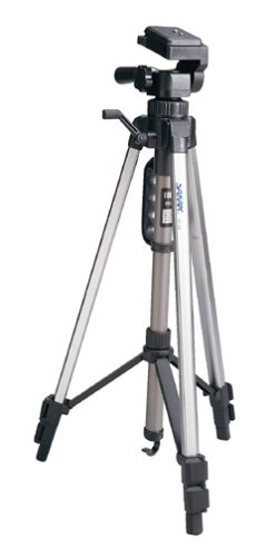 Digital Concepts TR-62N 60'' 3-section Deluxe Tripod with Carrying Case (Folds to 23'') by Sakar International