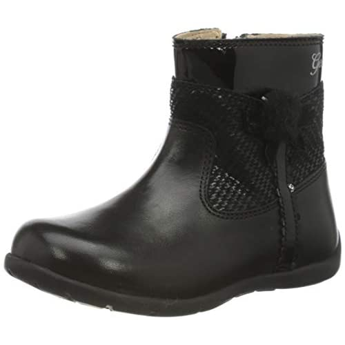 chollos oferta descuentos barato Geox B Kaytan A Ankle Boot Bebé Niñas Black Black 18 EU