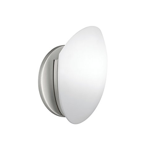 Kichler 6520NI Passport Sconce Brushed