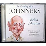 BRIAN HOHNSTON - AN EVENING WITH JOHNNERS 2 x AUDIO CD